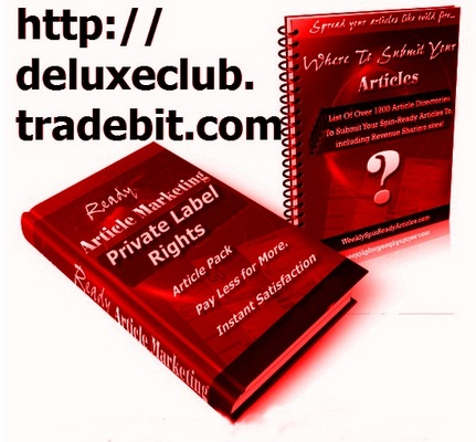 Product picture PLR Opt In List/Lists Articles + BONUS PLR Membership