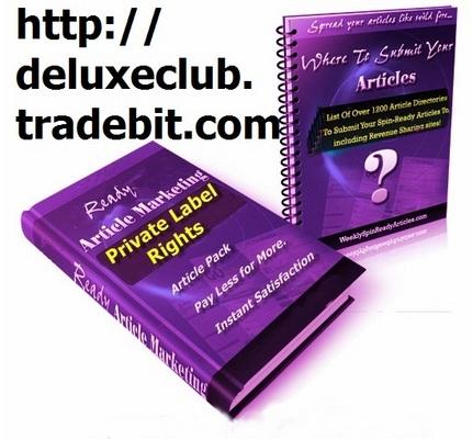 Product picture PLR San Diego Articles + BONUS PLR Membership